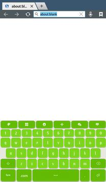 Keyboard Plus Green screenshot 6