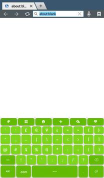 Keyboard Plus Green screenshot 8