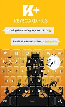 Halloween Keyboard poster