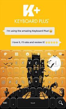 Halloween Keyboard screenshot 2