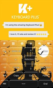 Halloween Keyboard apk screenshot