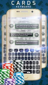Poker Game Keyboard apk screenshot