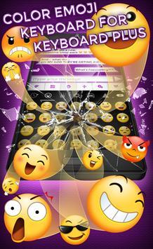 Color Emoji poster