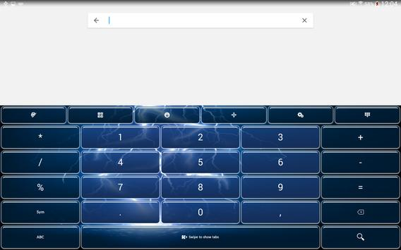 Weather Keyboard screenshot 11