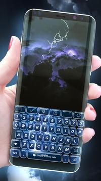 Weather Keyboard screenshot 1