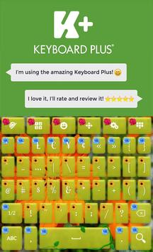 Flowers Keyboard screenshot 3