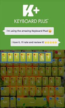 Flowers Keyboard screenshot 2