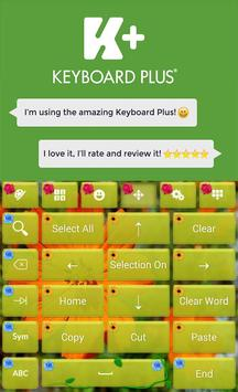 Flowers Keyboard screenshot 7