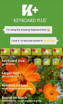 Flowers Keyboard screenshot 6