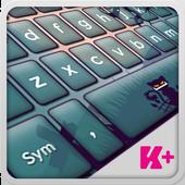 Keyboard Plus Halloween icon