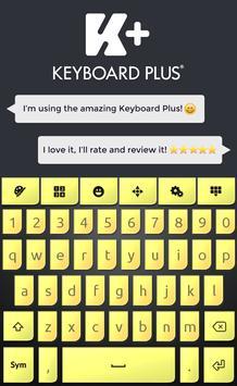 Keyboard Plus Notes poster