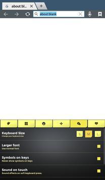 Keyboard Plus Notes screenshot 12