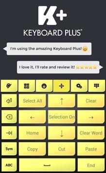 Keyboard Plus Notes screenshot 1
