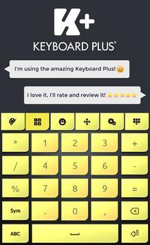 Keyboard Plus Notes screenshot 2