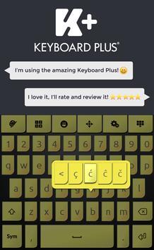 Keyboard Plus Notes screenshot 3