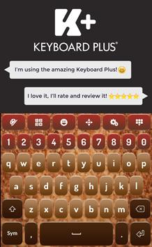 Cake Keyboard apk screenshot