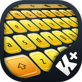 Golden Keyboard icon