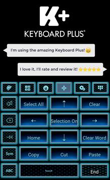 Glow Keyboard screenshot 4