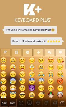 Lion Keyboard apk screenshot