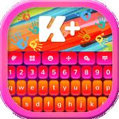 Super Color Keyboard icon