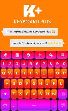 Super Color Keyboard poster