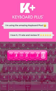Keyboard Plus Paris apk screenshot