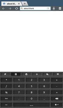 Keyboard Plus Qwerty apk screenshot