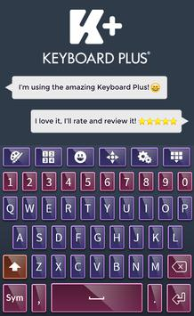 Color HD Keyboard Theme apk screenshot