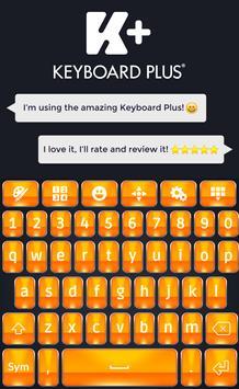 Customizer Keyboard Theme poster