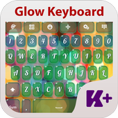 Glow Keyboard Theme icon