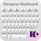 Designer Keyboard Theme icon