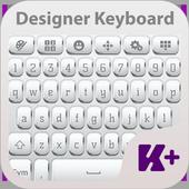 Designer Keyboard Theme icon