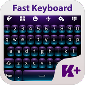 Fast HD Keyboard Theme icon