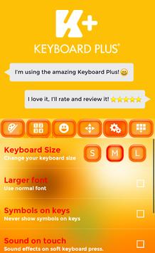 Flower Keyboard Theme apk screenshot