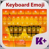 Keyboard Theme 😎 Emoji icon