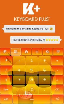 Keyboard Theme 😎 Emoji apk screenshot