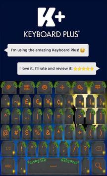 Halloween Keyboard screenshot 1