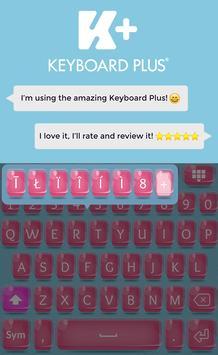 Jelly Keyboard Theme screenshot 4