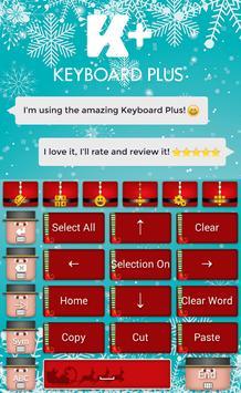 Santa Keyboard screenshot 2