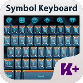 Symbol Keyboard Theme icon