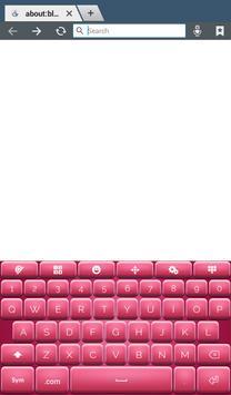 Pinky Keyboard Theme screenshot 8