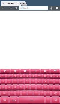 Pinky Keyboard Theme screenshot 9
