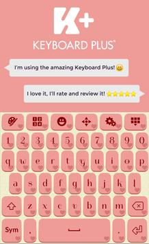 Romantic Keyboard Theme poster