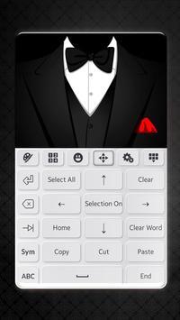 Custom Resize Clean Keyboard apk screenshot
