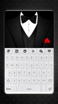 Custom Resize Clean Keyboard poster