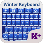 Winter Keyboard Theme icon