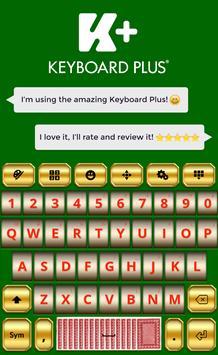 Casino Keyboard poster