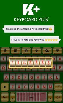 Casino Keyboard screenshot 2