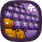 Meteor Theme Keyboard Plus icon