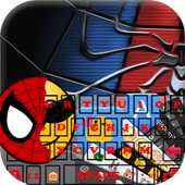 Cool Spider Keybaord Theme icon